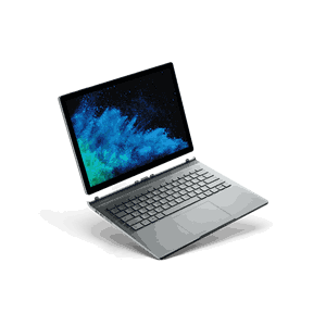 "Microsoft Surface Book 2 13,5"" QHD+"