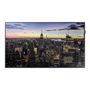 "Samsung 49"" 4K Public Display QM49H"
