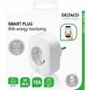 Deltaco Smart Home Smart Plug with energy monitoring