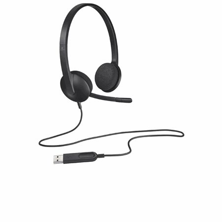Logitech H340 PC Headset