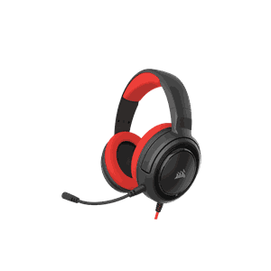 Corsair Gaming HS35 Headset Rød