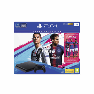 Playstation 4 1TB FIFA 19 Champions Edit