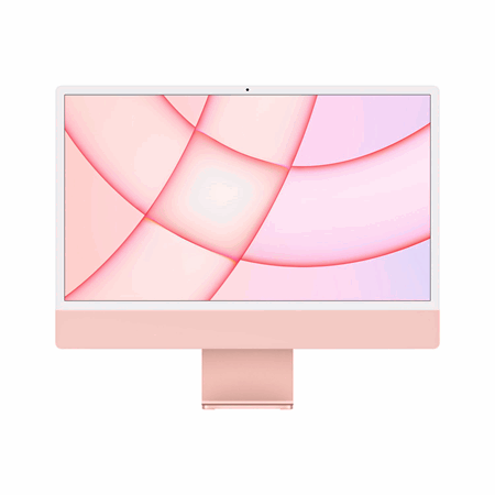 iMac 24-tommer M1 Touch ID 256 GB - Rosa