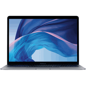MacBook Air 13 (2019) 256GB stellargrå