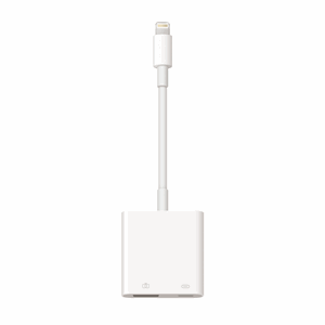 Apple Lightning - USB3 Kamera Adapter