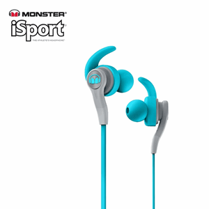 Monster® iSport Compete - Blue