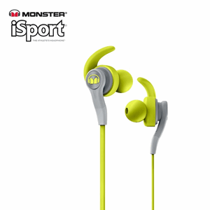 Monster® iSport Compete - Green