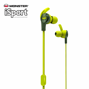 Monster® iSport Achieve - Green