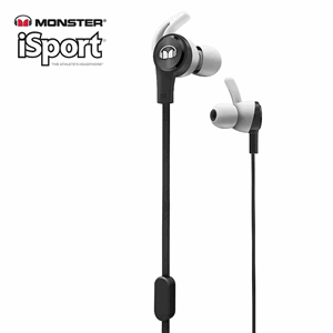 Monster® iSport Achieve - Black