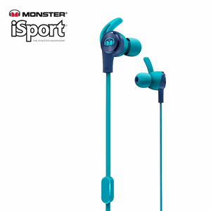 Monster® iSport Achieve - Turkis