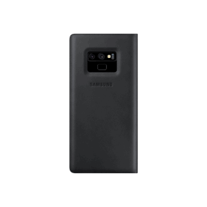 Samsung Leather View Cover Note9, Black