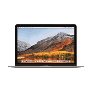 "Apple MacBook 12"" Retina Space Gray"