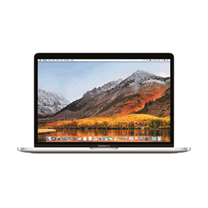 "Apple MacBook Pro 13"" Retina Silver 256GB 2017"